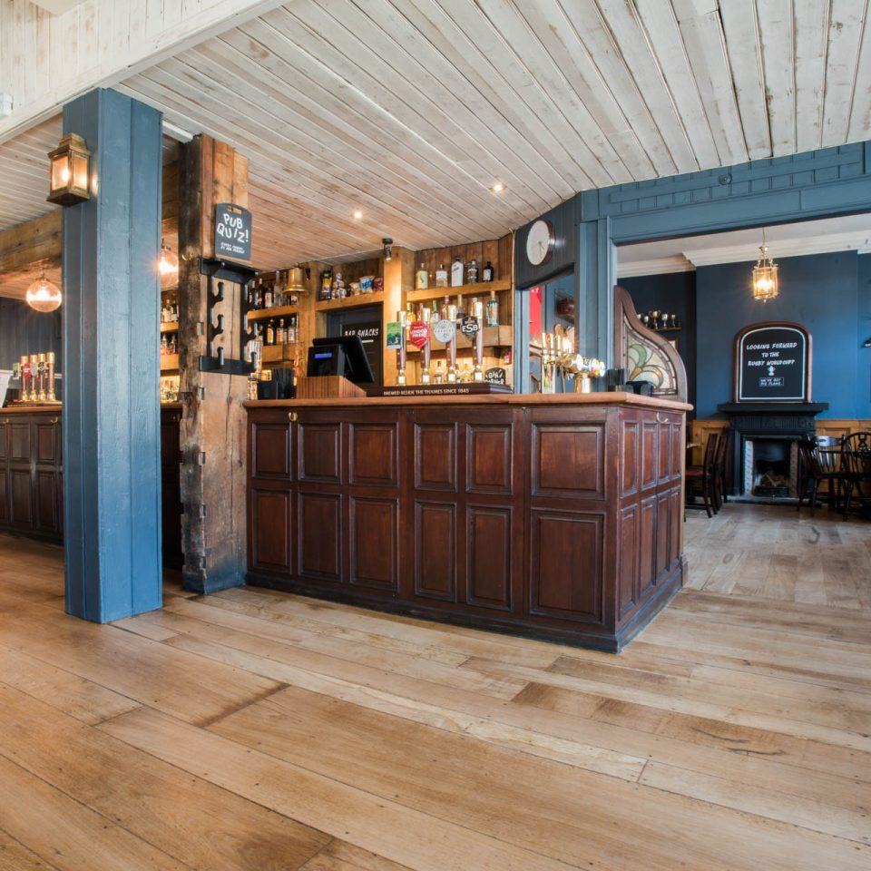Interior photography by Nascot Creative at the Wheatsheaf